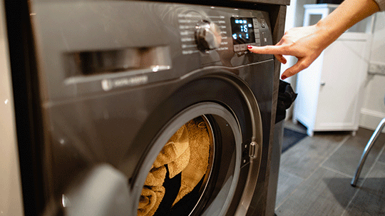 Laundry Incentives