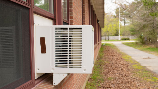 Window & Wall Air Conditioners